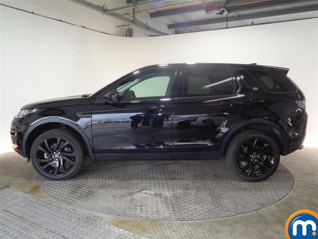 Land Rover Discovery Sport Hse Black Automatic Diesel 4X4 - Stock Number (1022235) - Passenger side