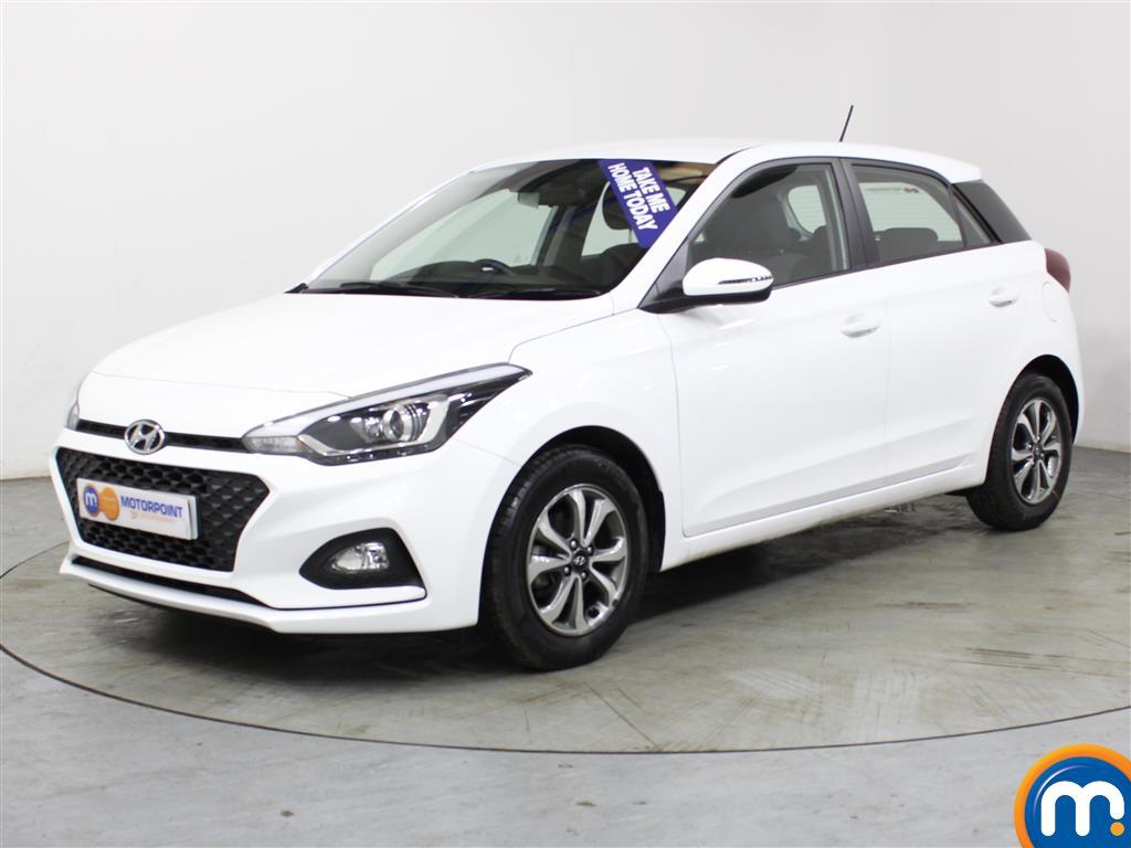 Hyundai I20 SE - Stock Number (1019893) - Passenger side front corner