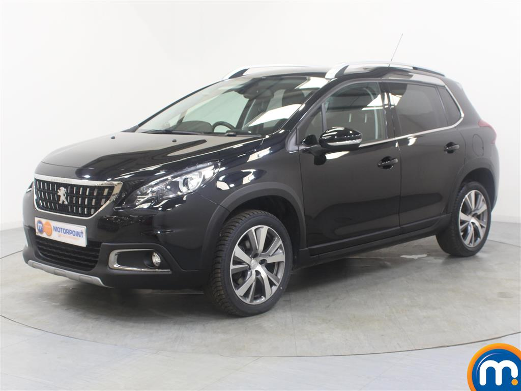 Peugeot 2008 Allure - Stock Number (1017517) - Passenger side front corner
