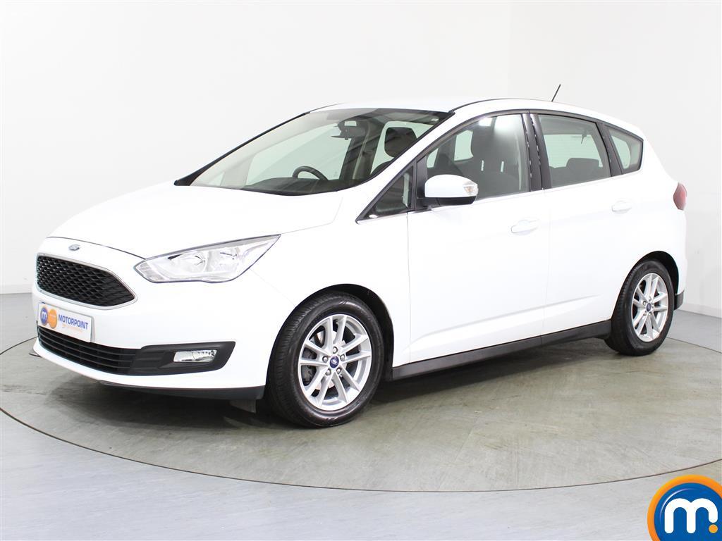 Ford C-Max Zetec - Stock Number (1017272) - Passenger side front corner
