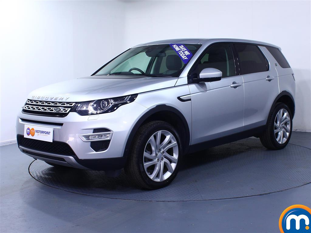 Land Rover Discovery Sport HSE Luxury - Stock Number (1024612) - Passenger side front corner