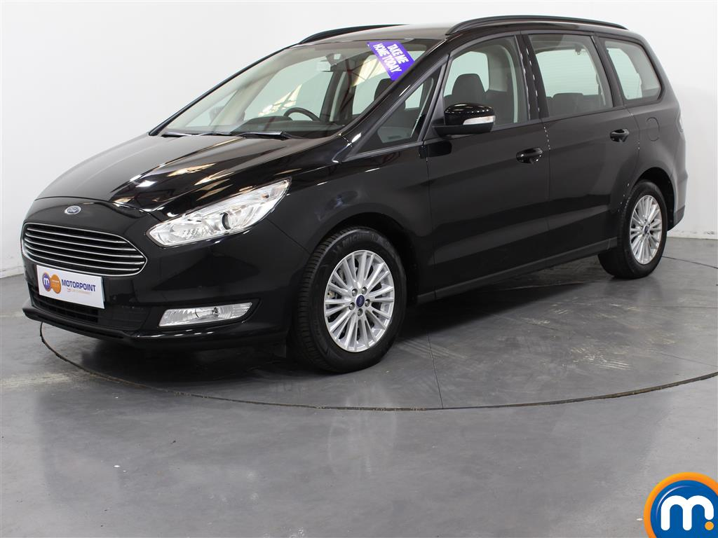 Ford Galaxy Zetec - Stock Number (1009964) - Passenger side front corner