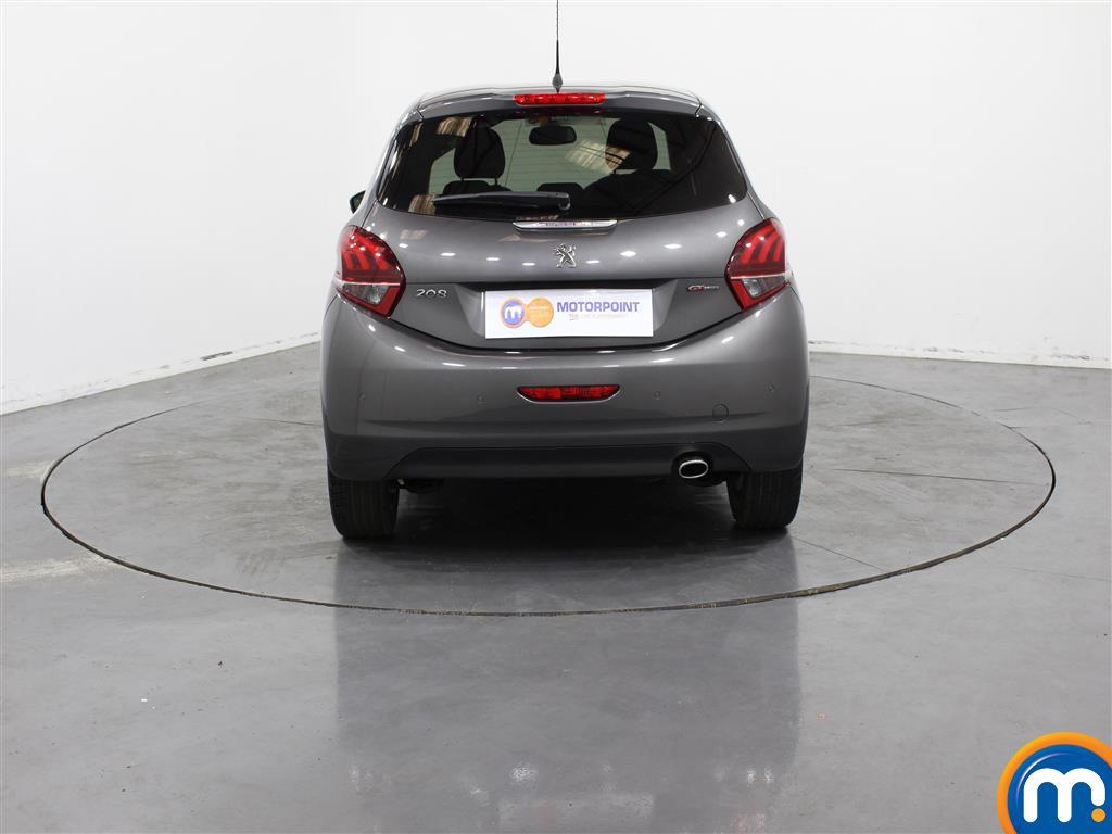 Peugeot 208 Gt Line Manual Diesel Hatchback - Stock Number (1011181) - Rear bumper