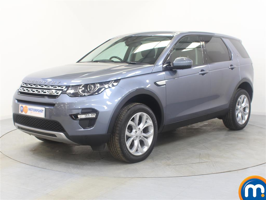 Land Rover Discovery Sport HSE - Stock Number (1020496) - Passenger side front corner