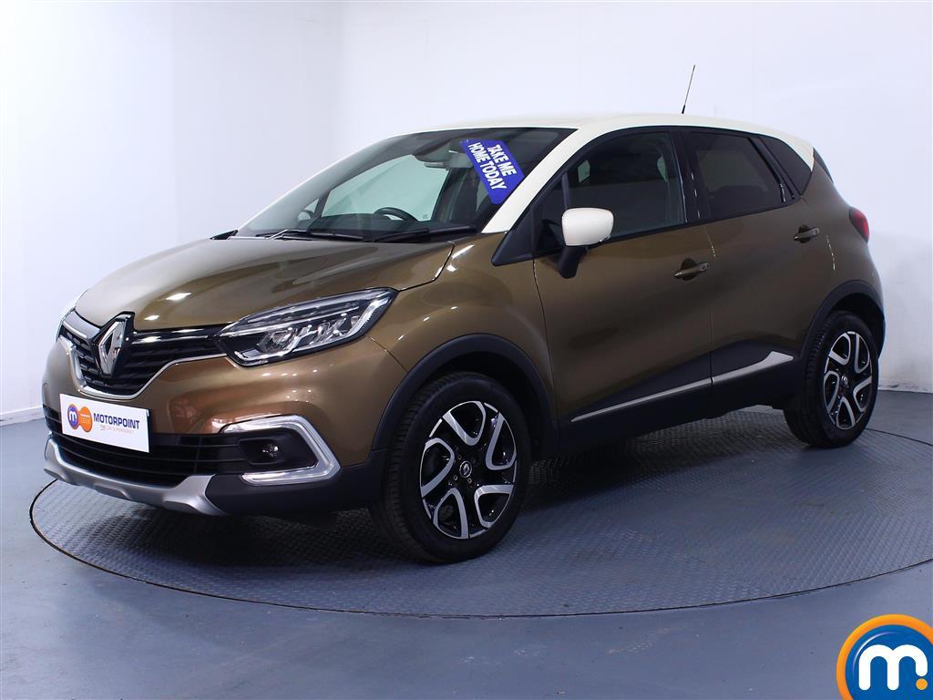 Renault Captur Dynamique S Nav - Stock Number (1025373) - Passenger side front corner