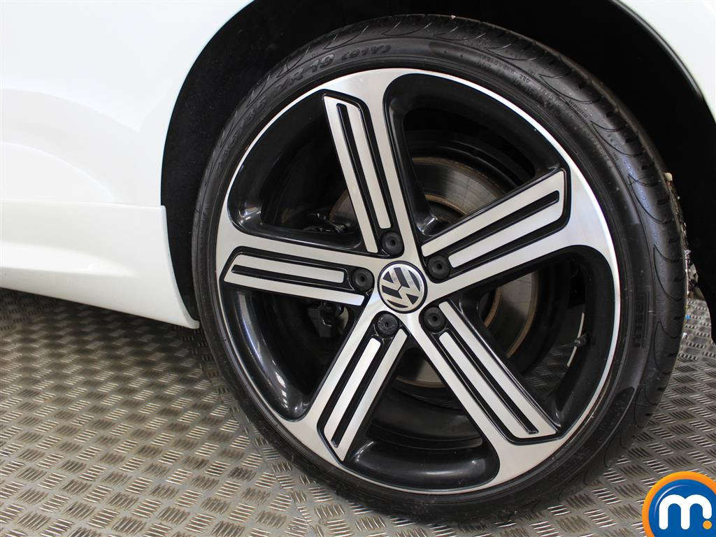 Volkswagen Scirocco R Manual Petrol Coupe - Stock Number (1020229) - 5th supplementary image