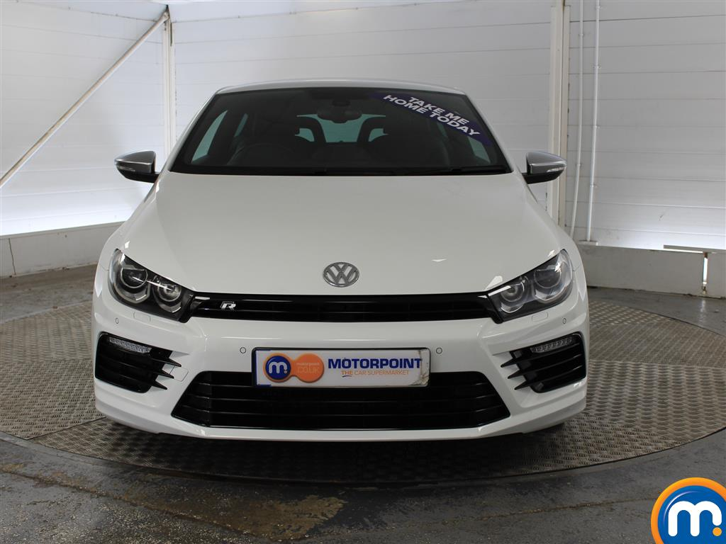 Volkswagen Scirocco R Manual Petrol Coupe - Stock Number (1020229) - Front bumper