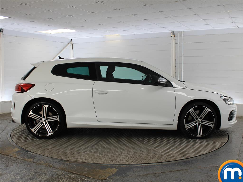 Volkswagen Scirocco R Manual Petrol Coupe - Stock Number (1020229) - Drivers side