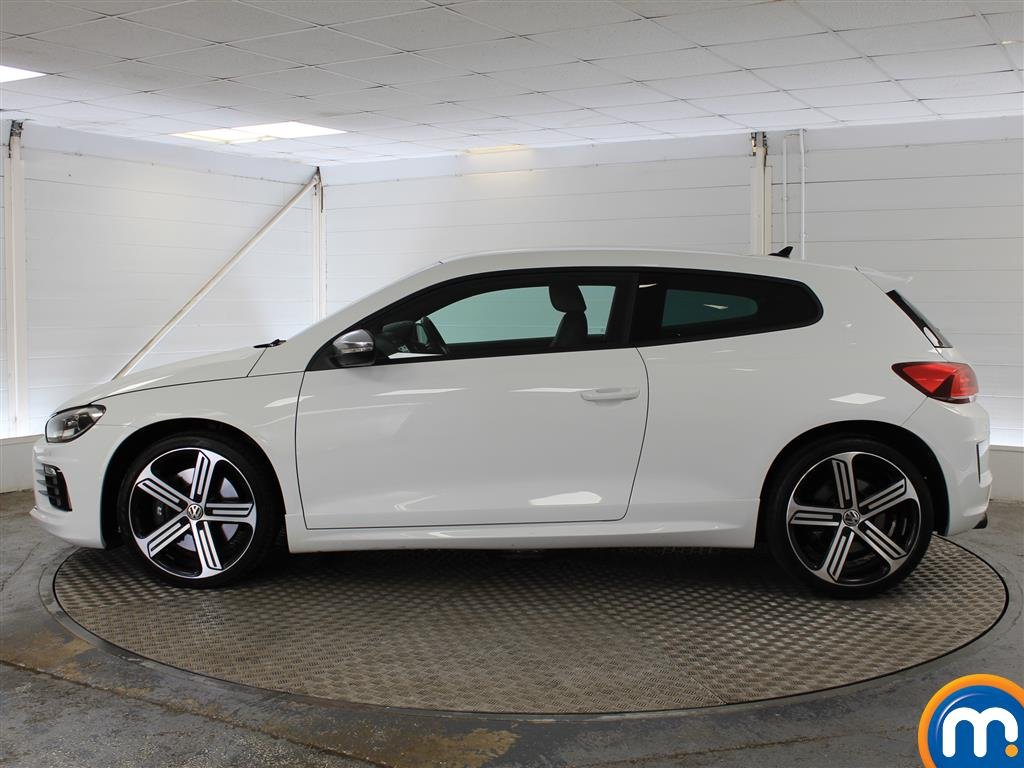 Volkswagen Scirocco R Manual Petrol Coupe - Stock Number (1020229) - Passenger side
