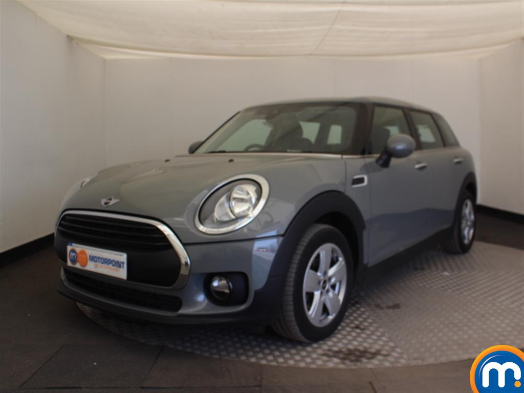Used Mini Clubman Petrol Cars For Sale Motorpoint Car Supermarket