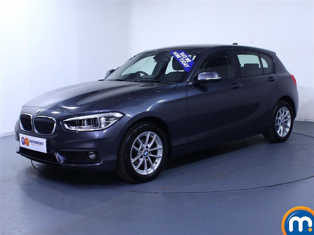 BMW 1 Series SE Business - Stock Number (1024632) - Passenger side front corner