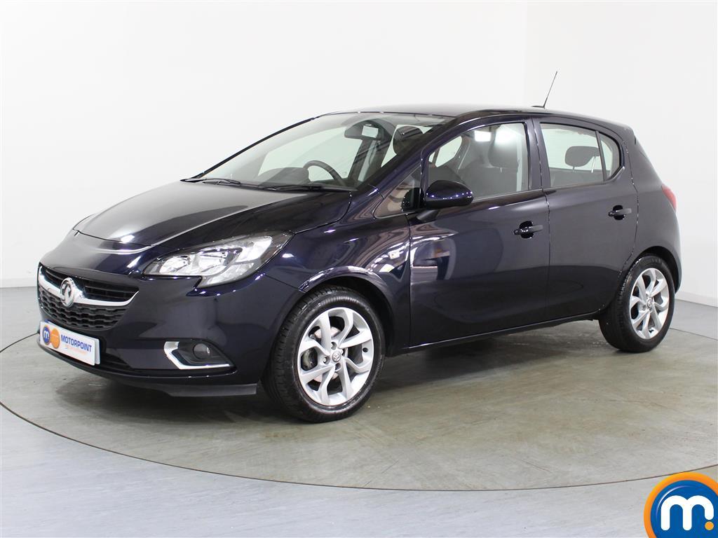 Vauxhall Corsa SRi - Stock Number (1017359) - Passenger side front corner