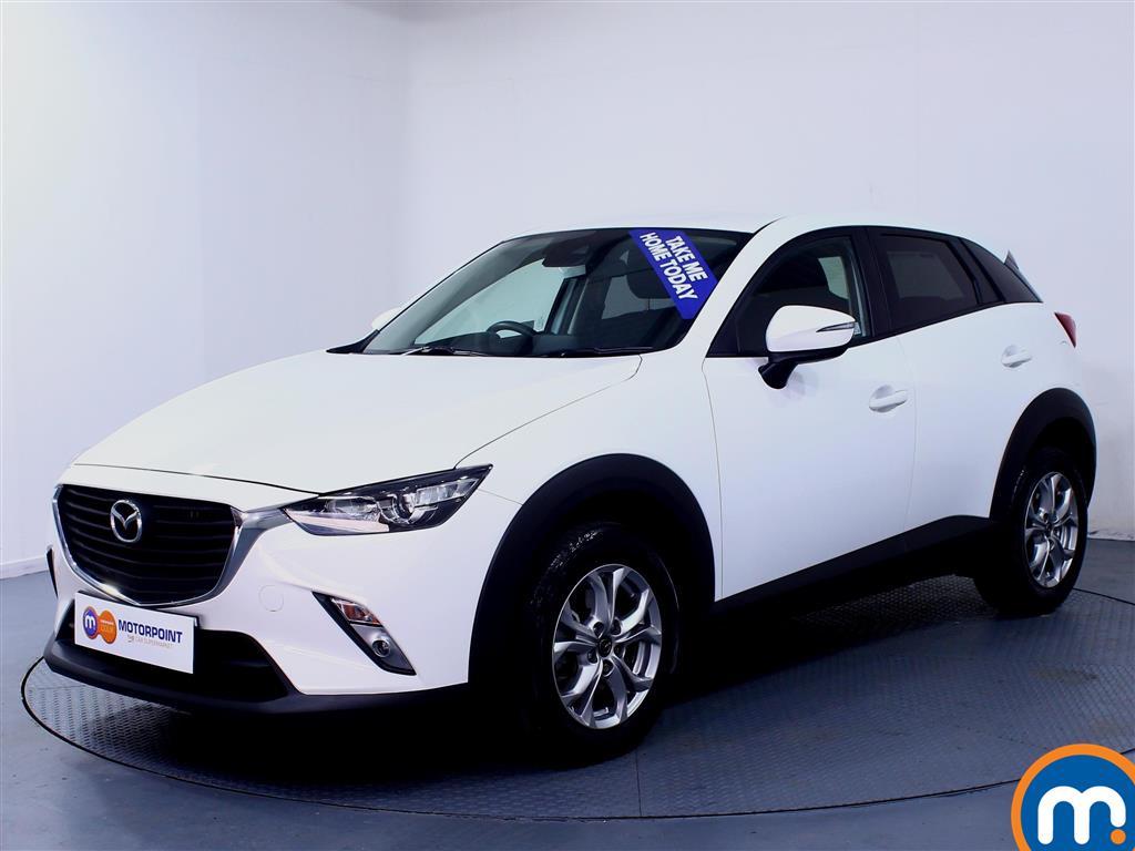Mazda Cx-3 SE-L Nav - Stock Number (1020865) - Passenger side front corner
