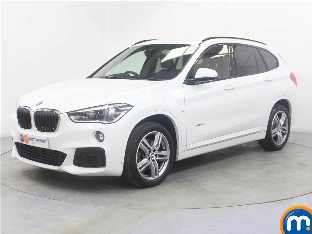 BMW X1 M Sport - Stock Number 1013470 Passenger side front corner