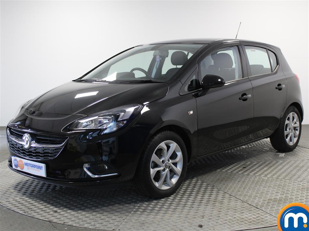 Vauxhall Corsa SRi - Stock Number (1016658) - Passenger side front corner