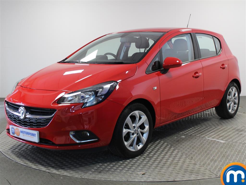 Vauxhall Corsa SRi - Stock Number (1017371) - Passenger side front corner