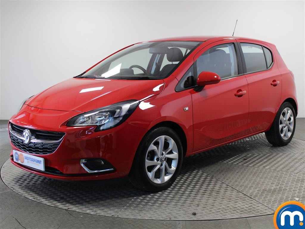 Vauxhall Corsa SRi - Stock Number (1016639) - Passenger side front corner