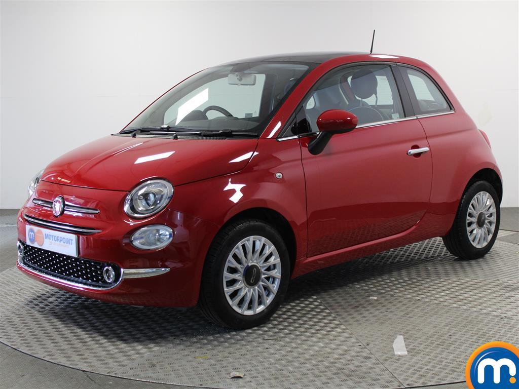 Fiat 500 Lounge - Stock Number (1011300) - Passenger side front corner