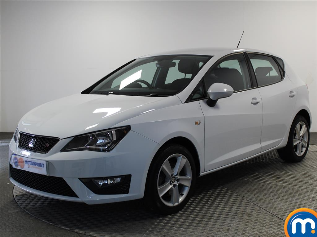 Seat Ibiza FR Technology - Stock Number (1023604) - Passenger side front corner