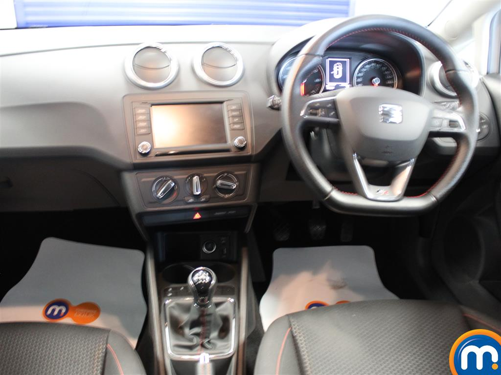 Seat Ibiza Fr Technology Manual Petrol Hatchback - Stock Number (1023604) - 4th supplementary image