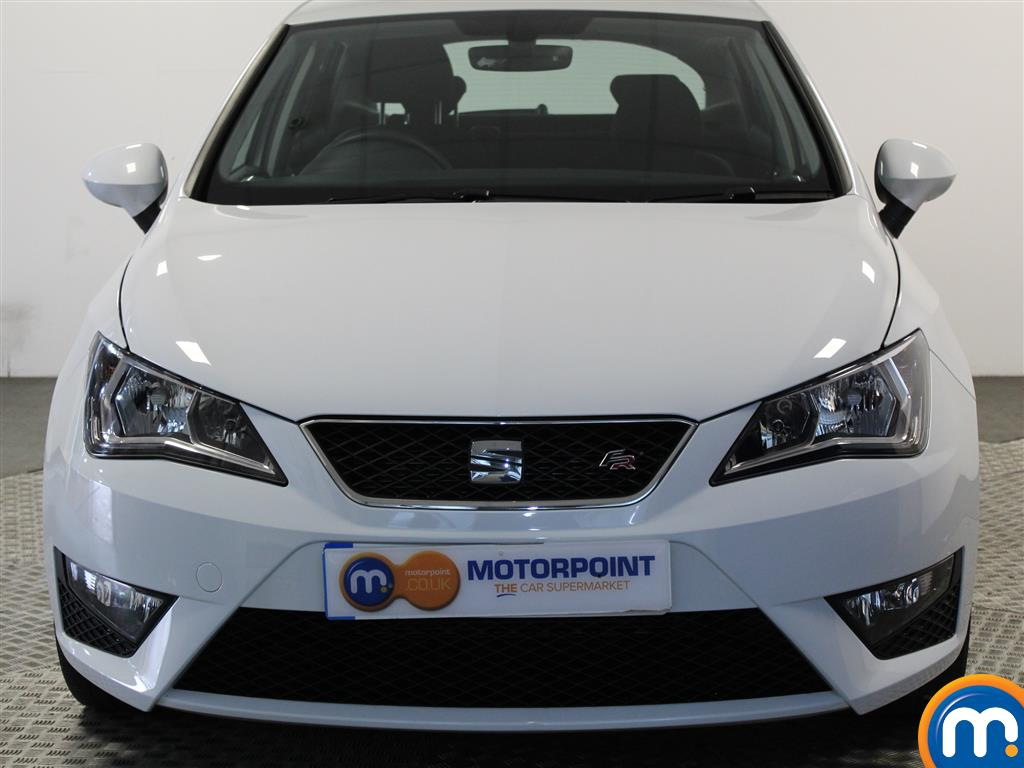 Seat Ibiza Fr Technology Manual Petrol Hatchback - Stock Number (1023604) - Front bumper