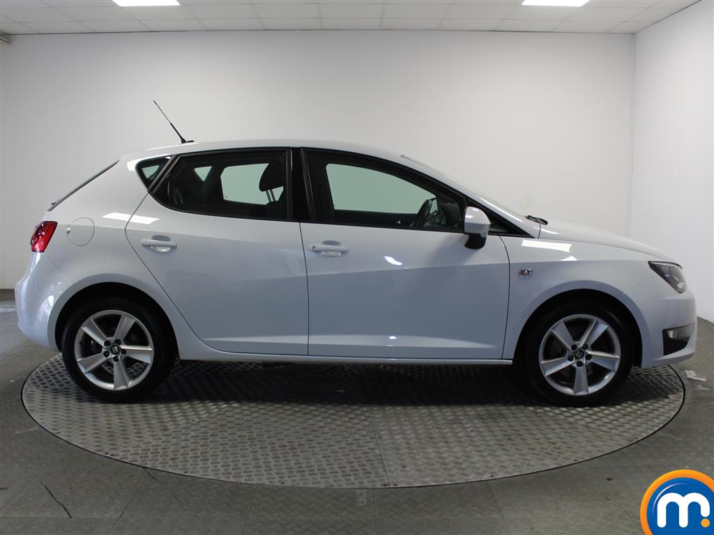 Seat Ibiza Fr Technology Manual Petrol Hatchback - Stock Number (1023604) - Drivers side