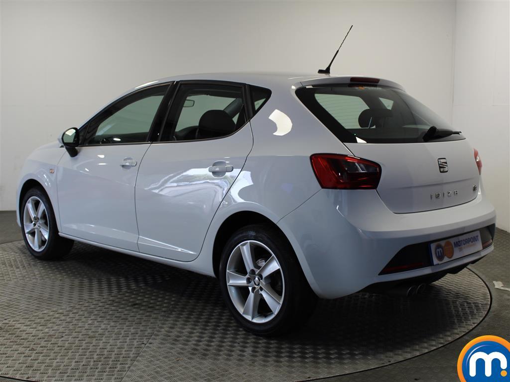 Seat Ibiza Fr Technology Manual Petrol Hatchback - Stock Number (1023604) - Passenger side rear corner