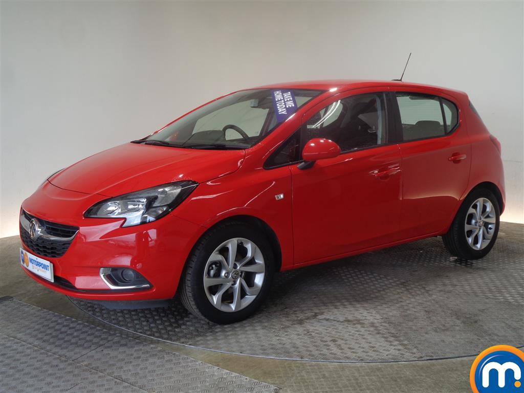 Vauxhall Corsa SRi - Stock Number (1016563) - Passenger side front corner