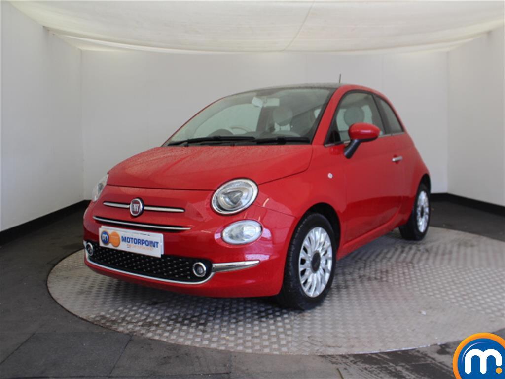 Fiat 500 Lounge - Stock Number (1022033) - Passenger side front corner