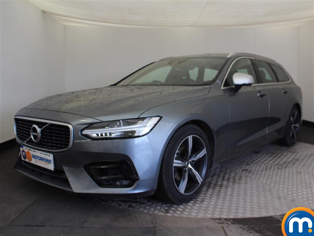 Volvo V90 R DESIGN - Stock Number (1012699) - Passenger side front corner