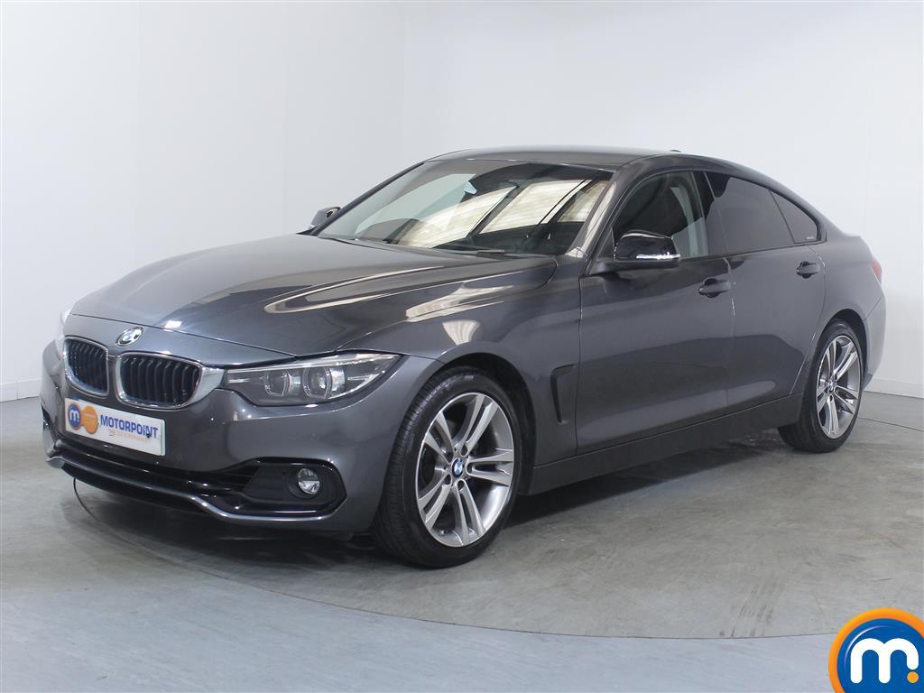 BMW 4 Series Sport - Stock Number (1018190) - Passenger side front corner