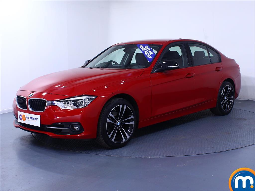 BMW 3 Series Sport - Stock Number (1025068) - Passenger side front corner