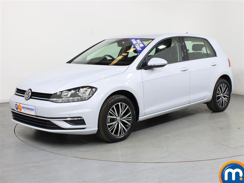 Volkswagen Golf SE - Stock Number (1020381) - Passenger side front corner