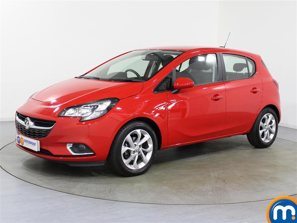 Vauxhall Corsa SRi - Stock Number (1016625) - Passenger side front corner