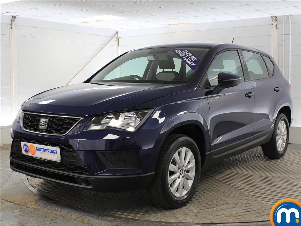 Seat Ateca S - Stock Number (1023469) - Passenger side front corner