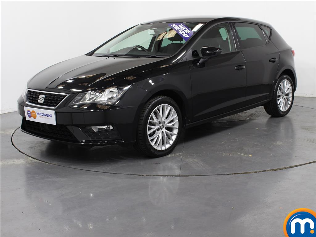 Seat Leon SE Dynamic Technology - Stock Number (1021981) - Passenger side front corner