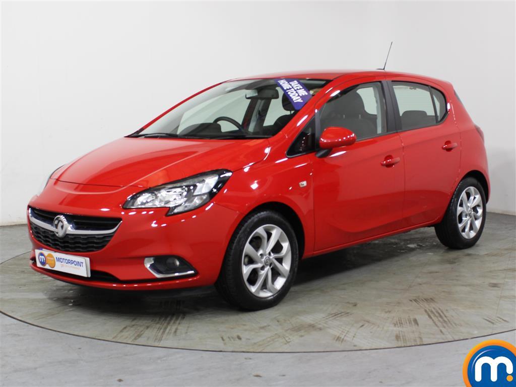 Vauxhall Corsa SRi - Stock Number (1016442) - Passenger side front corner