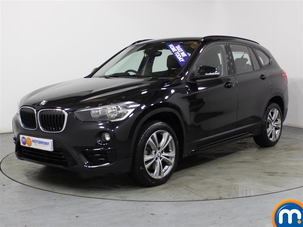 BMW X1 Sport - Stock Number (1011881) - Passenger side front corner