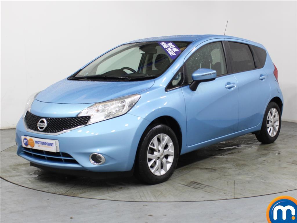 Nissan Note Acenta Premium - Stock Number (1025329) - Passenger side front corner