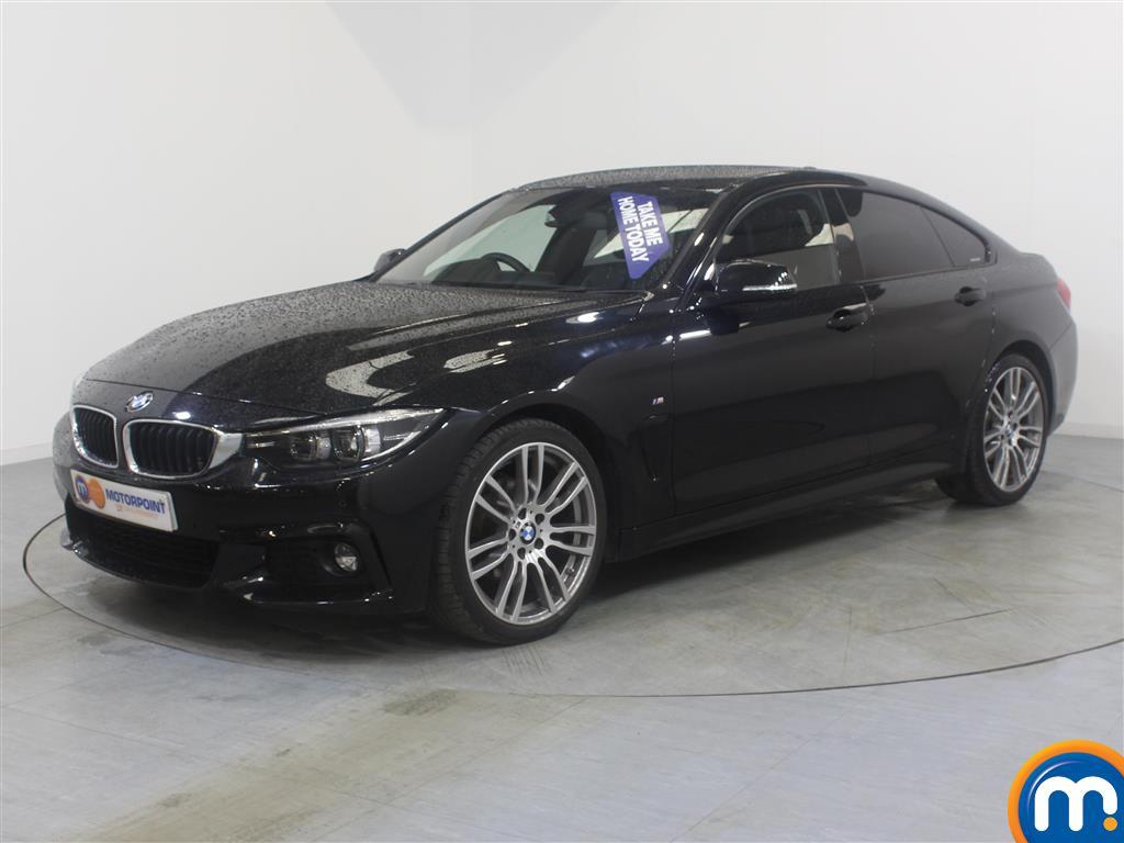 BMW 4 Series M Sport - Stock Number (1008026) - Passenger side front corner