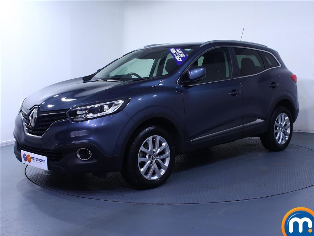 Renault Kadjar Dynamique Nav - Stock Number (1025374) - Passenger side front corner