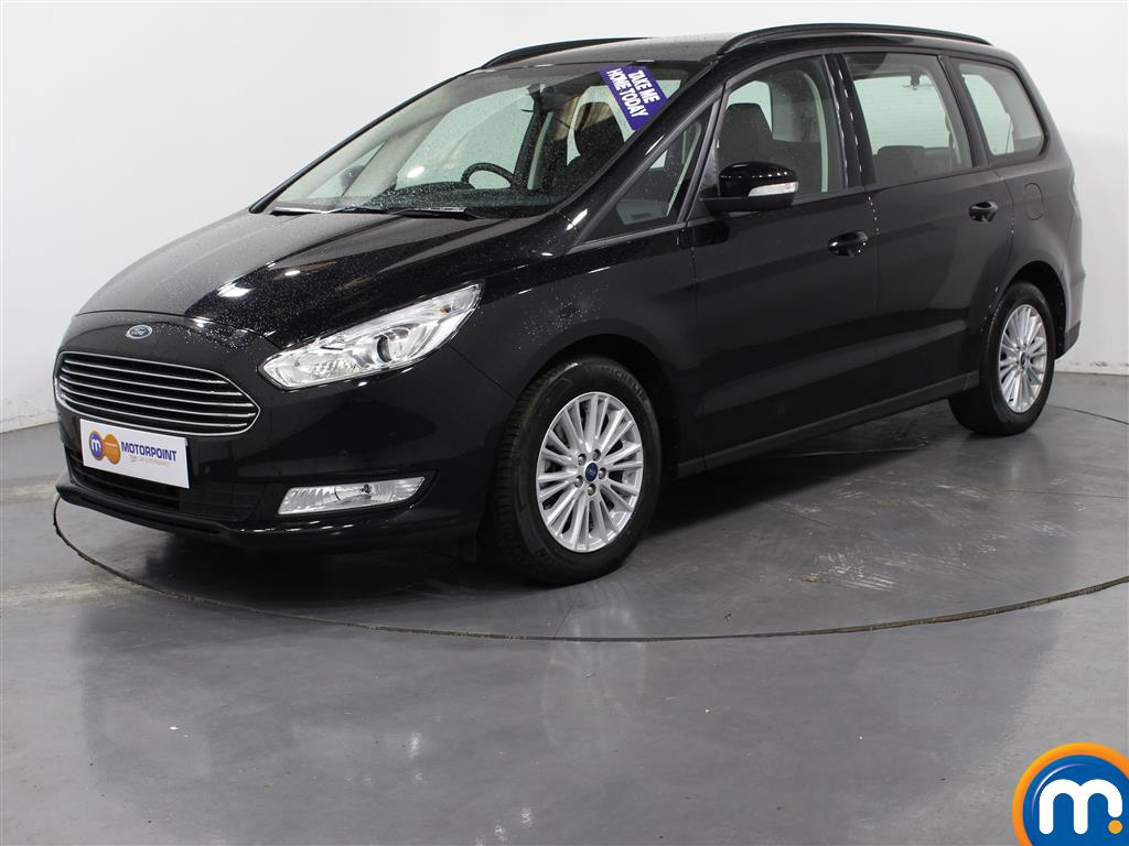 Ford Galaxy Zetec - Stock Number (1012395) - Passenger side front corner
