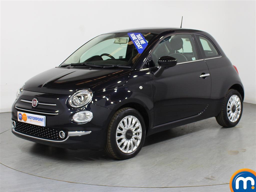 Fiat 500 Lounge - Stock Number (1024435) - Passenger side front corner