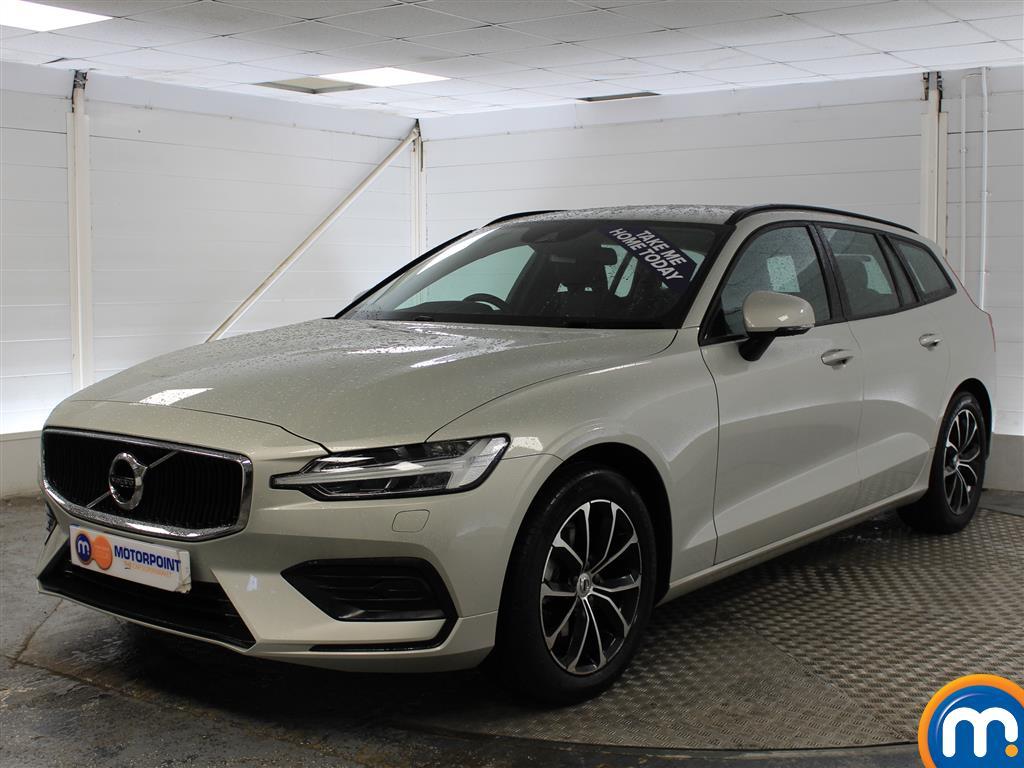 Volvo V60 Momentum - Stock Number (1015898) - Passenger side front corner