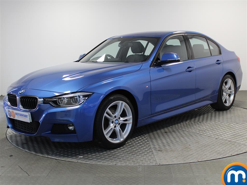 BMW 3 Series M Sport - Stock Number (1018939) - Passenger side front corner