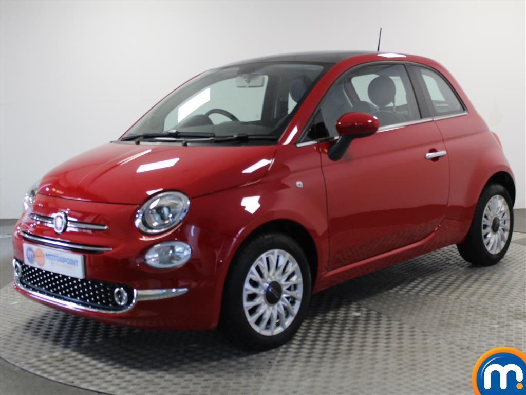 Fiat 500 Lounge - Stock Number (1024473) - Passenger side front corner