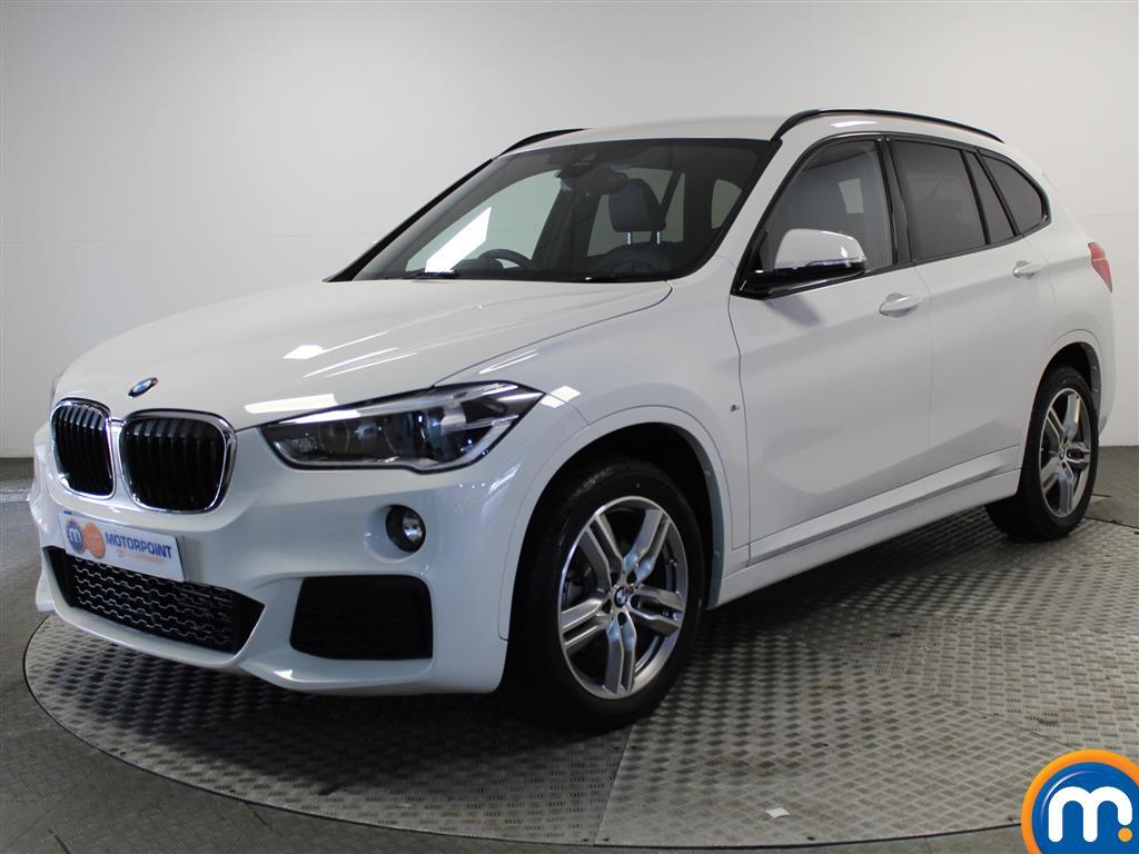 BMW X1 M Sport - Stock Number (1020334) - Passenger side front corner