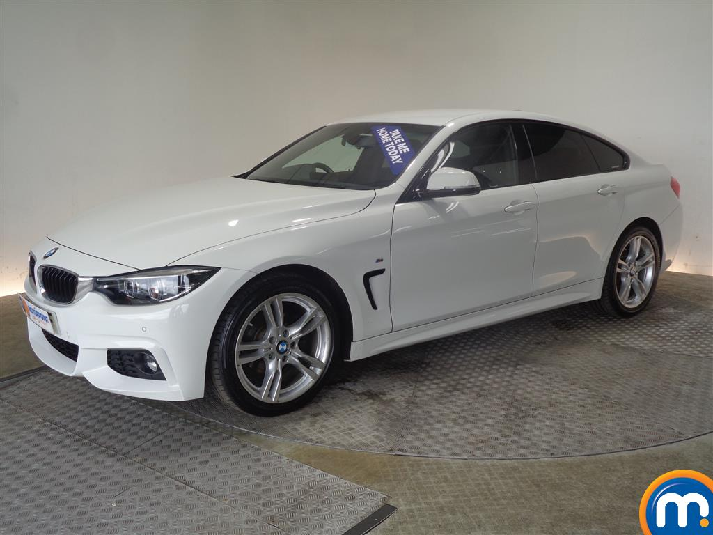 BMW 4 Series M Sport - Stock Number (1003579) - Passenger side front corner