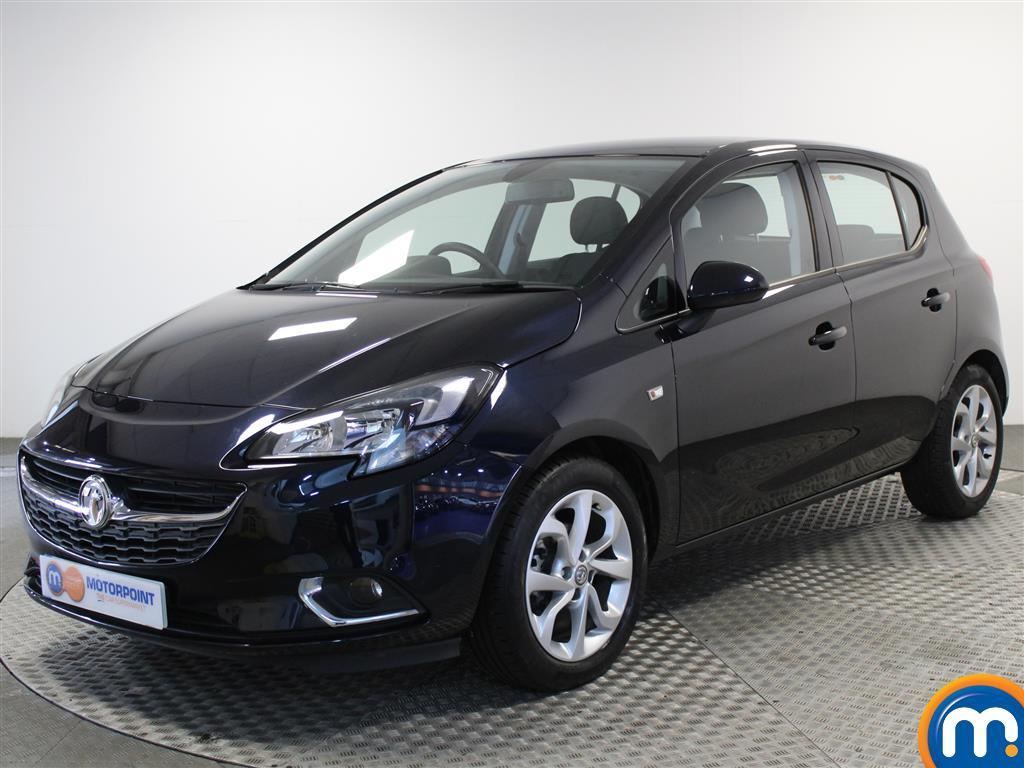 Vauxhall Corsa SRi - Stock Number (1016662) - Passenger side front corner