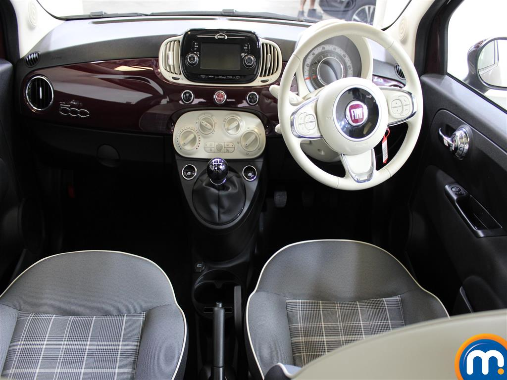 Fiat 500 Lounge Manual Petrol Hatchback - Stock Number (1012834) - 3rd supplementary image